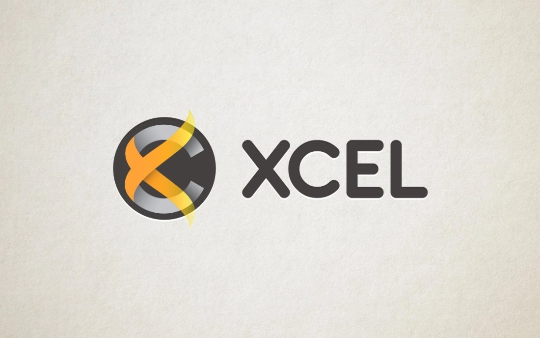 Logo Design XCEL Atlanta Logo Designer Chip Evans