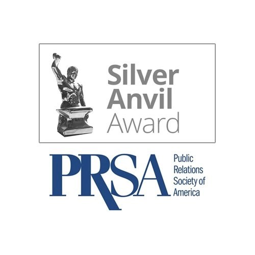 PRSA Silver Anvil Award Winner