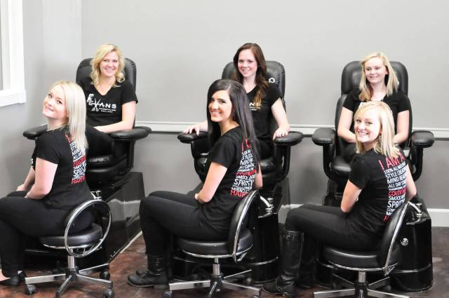 school - evans hairstyling college