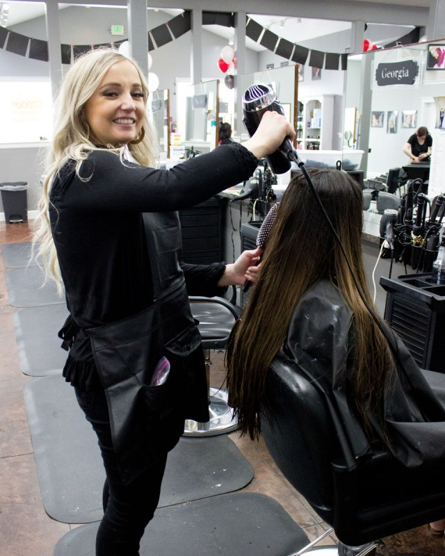 admission - evans hairstyling college