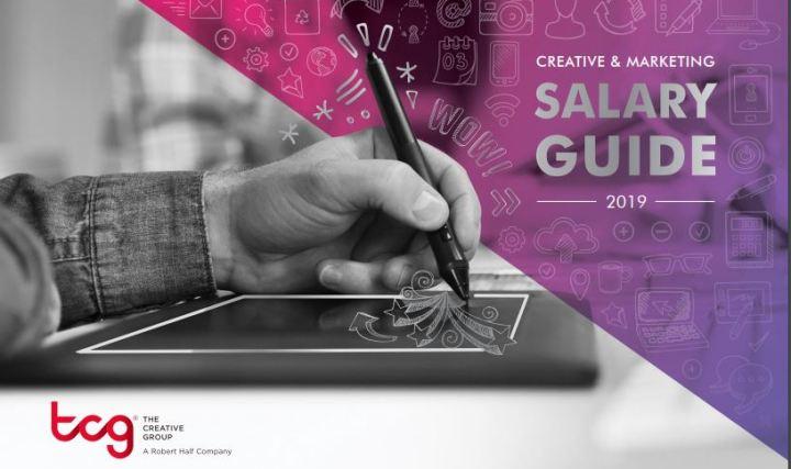 2019 Creative and Marketing Job Market