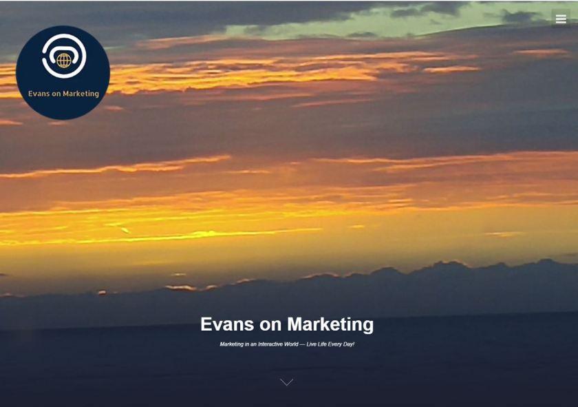 Evans on Marketing