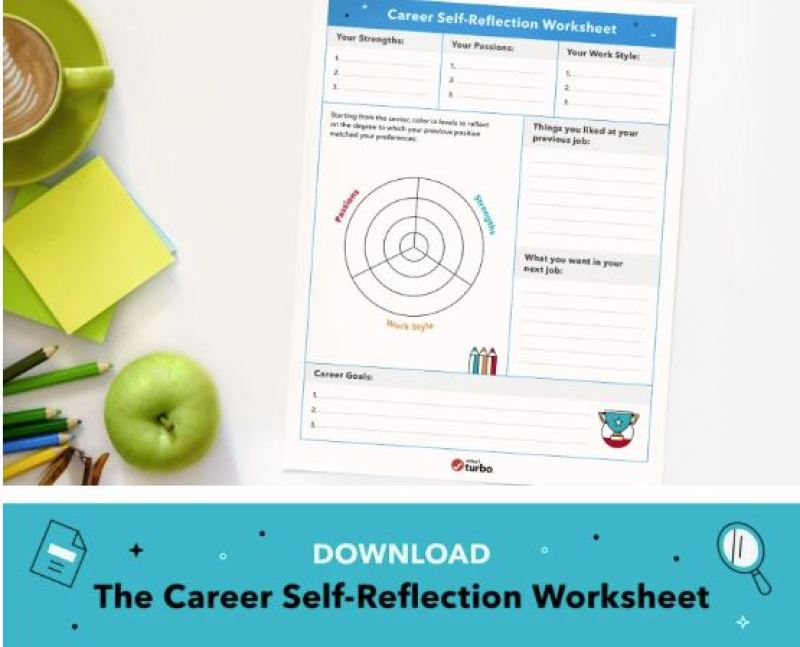 Tools If You Lose Your Job -- Self-Feflection