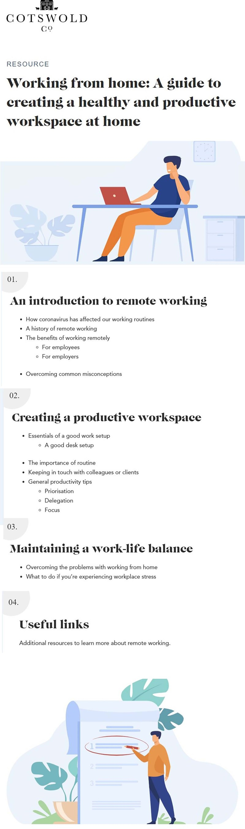 A Guide to Happier Remote Working