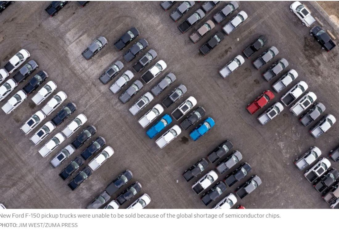 H-U-G-E Changes in the Auto Industry Supply Chain