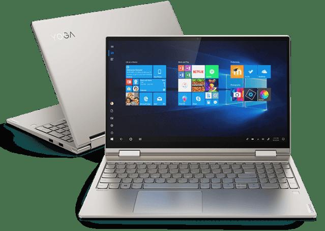 """Lenovo Yoga C740 (15"""")"""