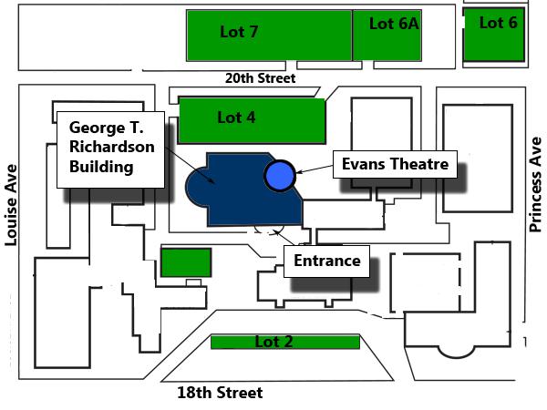 evans-map
