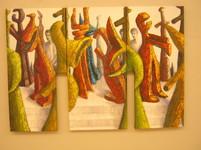 Art Encounter critique group exhibit