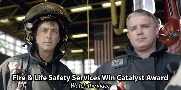 Fire Department Catalyst Award