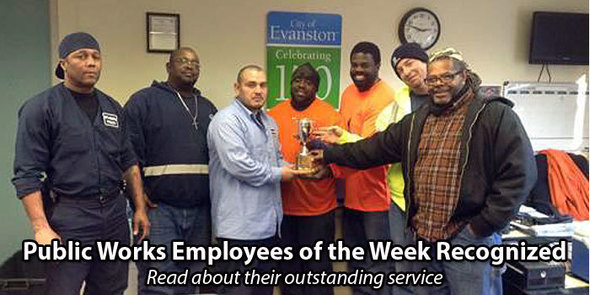 Public Works Employees of the Week