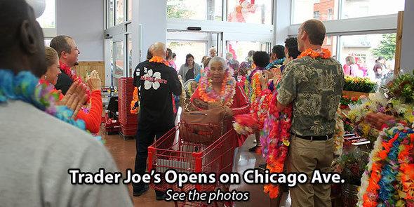 Trader Joe's Opening