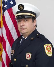Division Chief Thomas Janetske