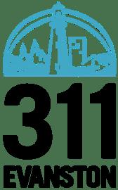 Evanston 311 logog