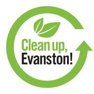 Clean Up, Evanston logo
