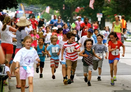 July 4th Fun Run