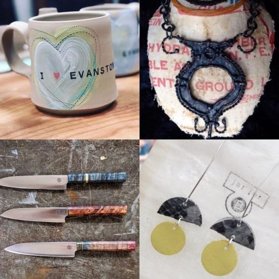 Evanston Made Maker's Market