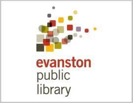 Evanston Public Library logo