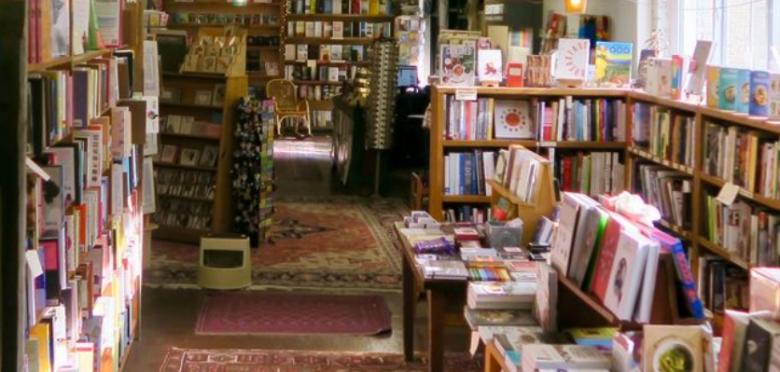 Bookends & Beginnings bookstore