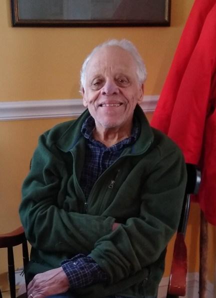 Dr. Harvey James Whitfield 1940-2021
