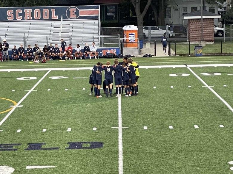 Wildkit boys varsity soccer