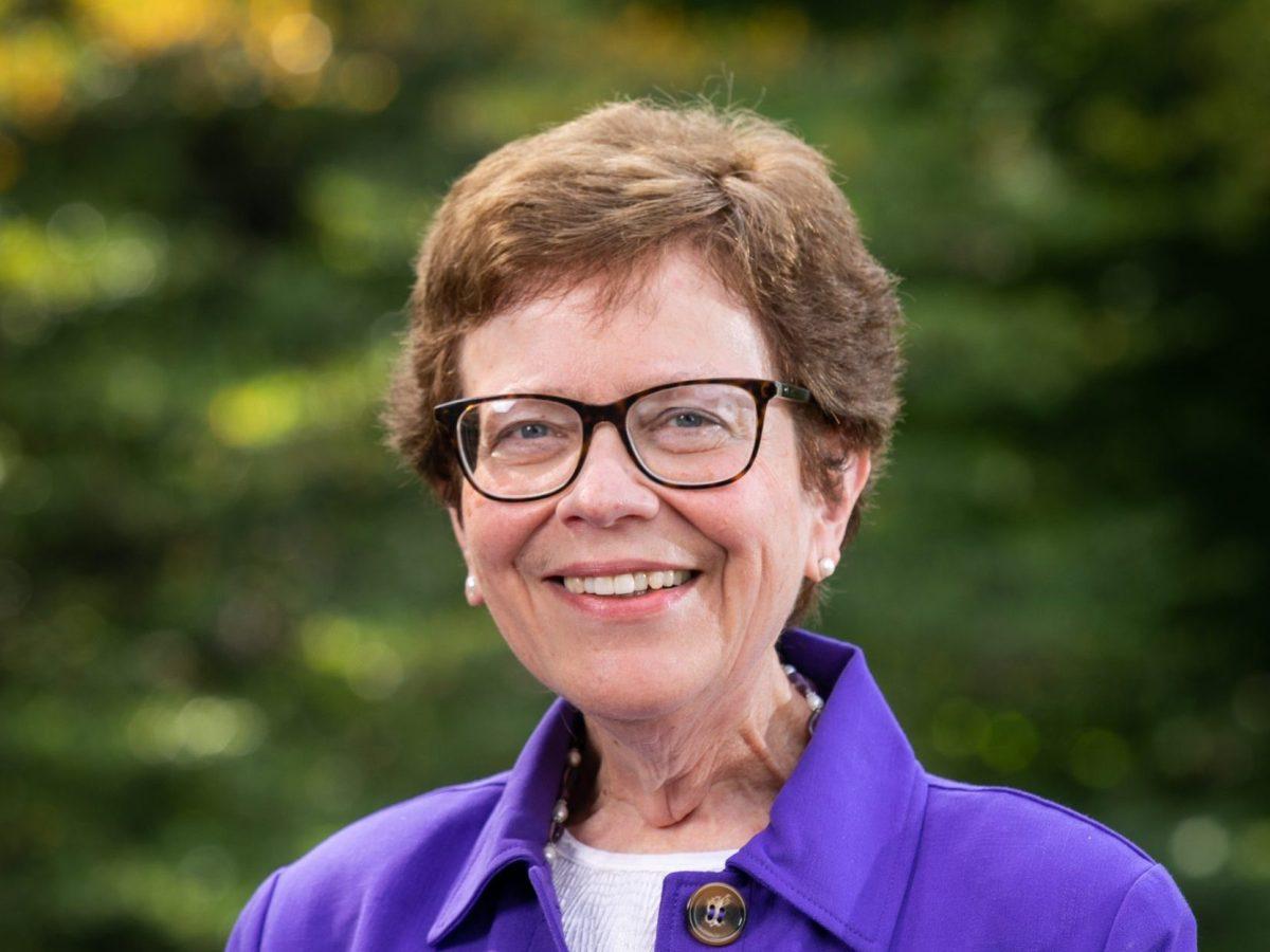 New Northwestern President