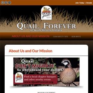 quail-forever-website