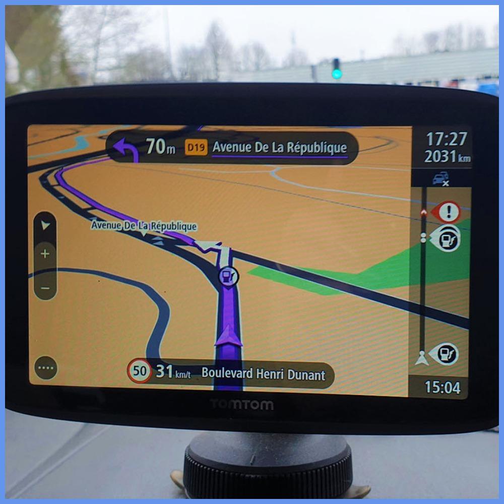 Tomtom camper GPS www.evaogmalthe.dk