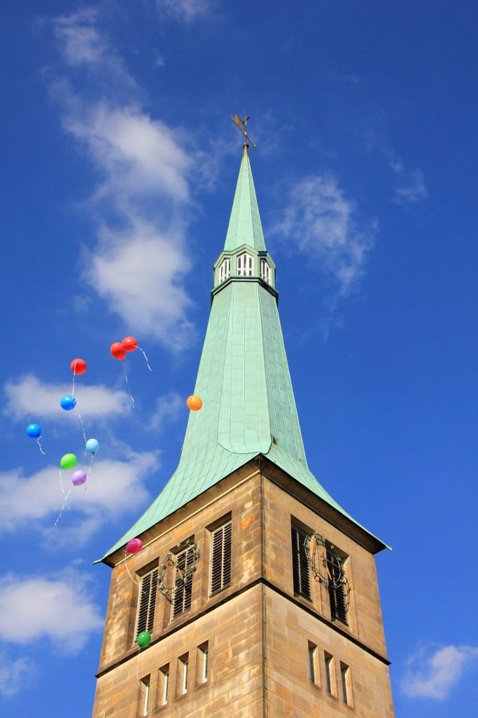 balloons slipping away