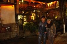 Foto con chino