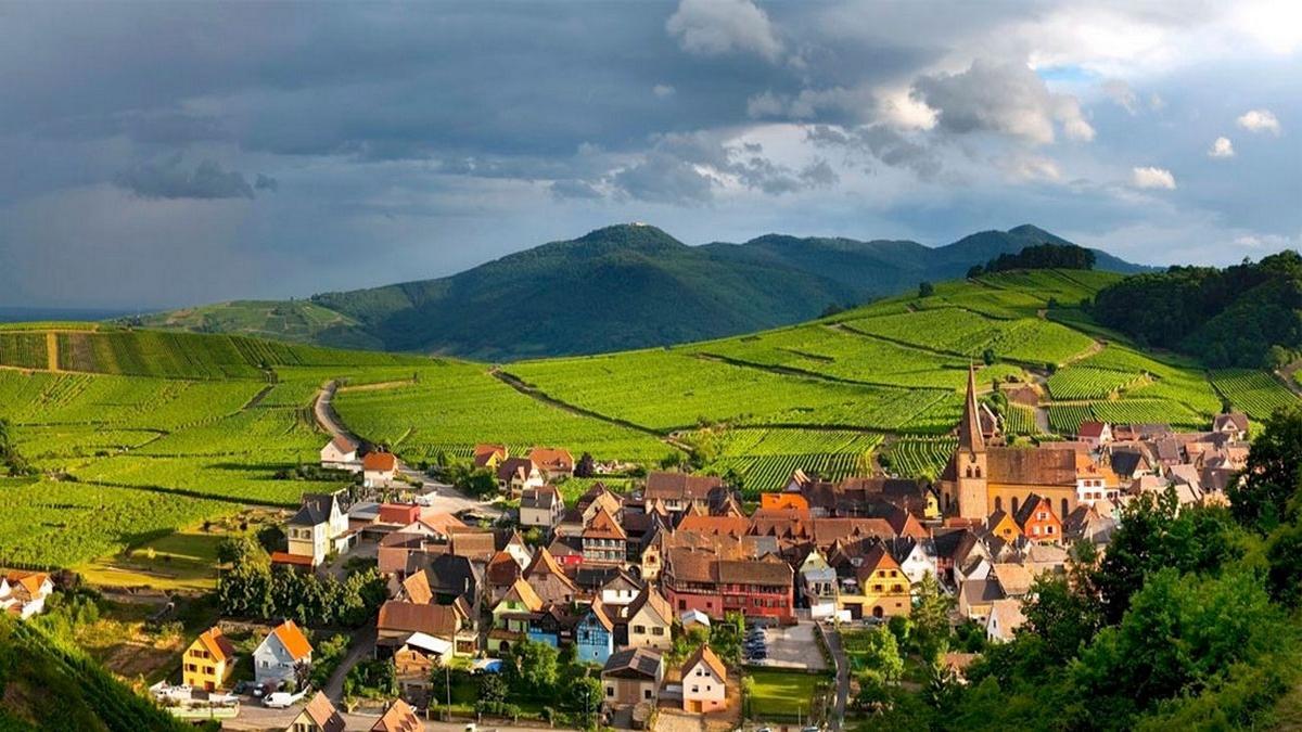 Chauffeur VTC Alsace - Visite en Alsace