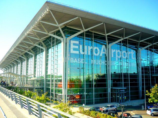Navette aéroport Bâle-Mulhouse / Evasion cars