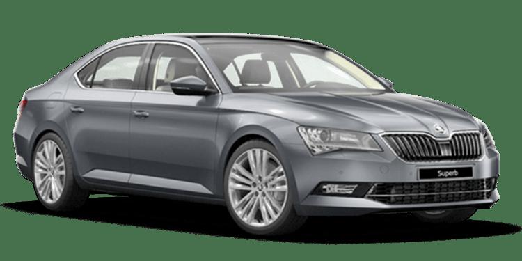 Skoda Superb - Chauffeur VTC - Evasion cars