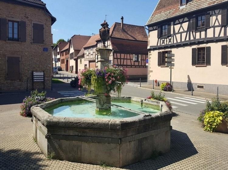 Ville de Bischhofsheim / Chauffeur VTC Bischoffsheim