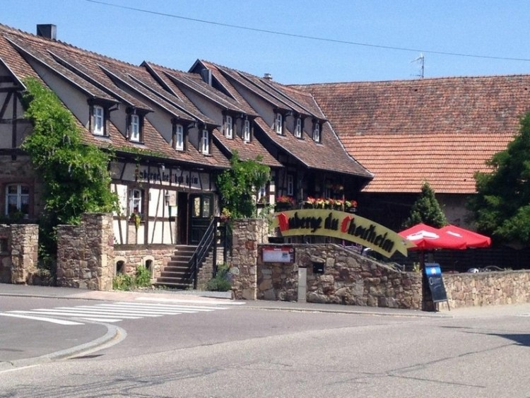 Restaurant le Chou'Heim  / Evasion Cars Chauffeur VTC Krautergersheim