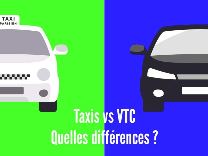 Taxi Vs Vtc / Evasion cars Chauffeur Vtc