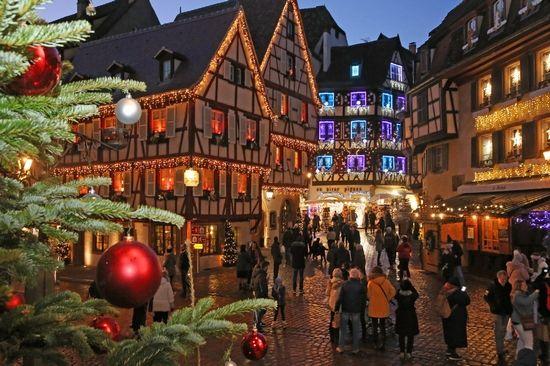 Marché de Noël de Colmar - Marché de Noel en Alsace - Chauffeur privé