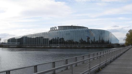 Parlement Européen de Strasbourg - Evasion Cars Chauffeur Privé