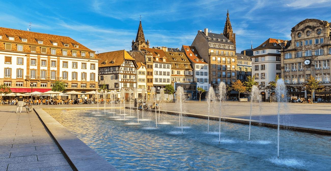 Strasbourg Capitale Européenne
