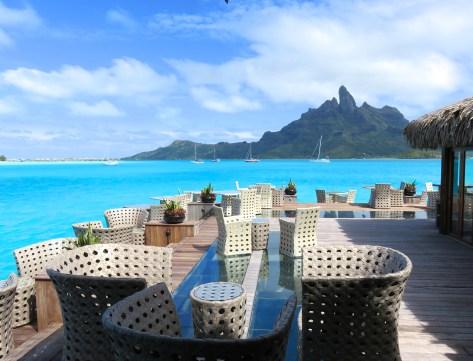 Restaurant St.Regis Bora-Bora