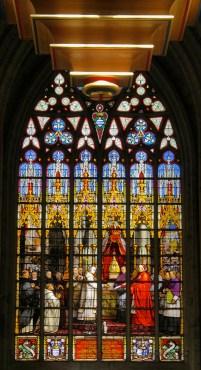 Vitraux Cathedrale St-Michel-et-Ste-Gudule