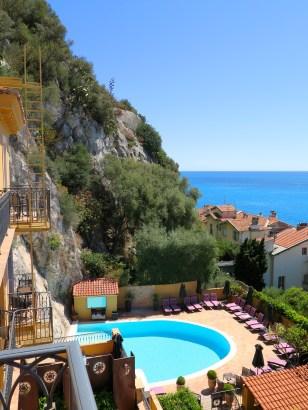 Piscine Hotel La Perouse