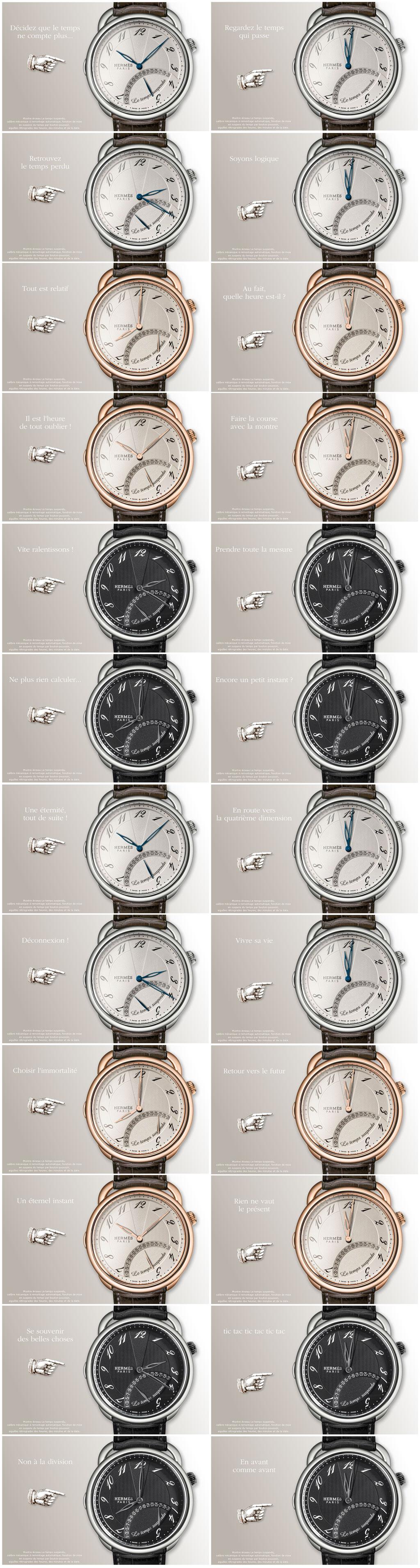 Hermès Arceau Le Temps Suspendu