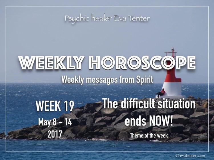 weekly horoscope week 19 2017