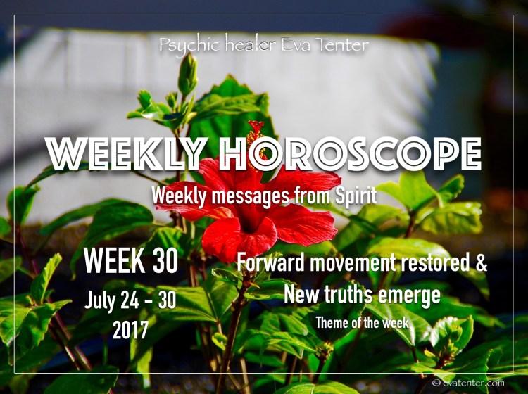 week 30 2017