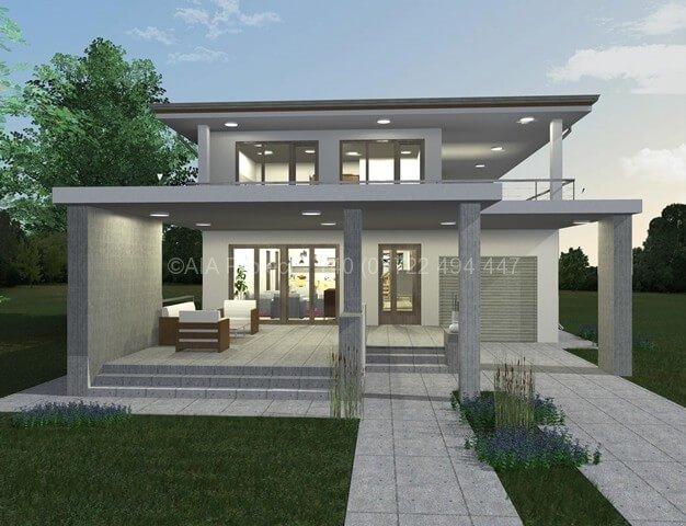 Casa de vis nu se construiește în funcție de preț