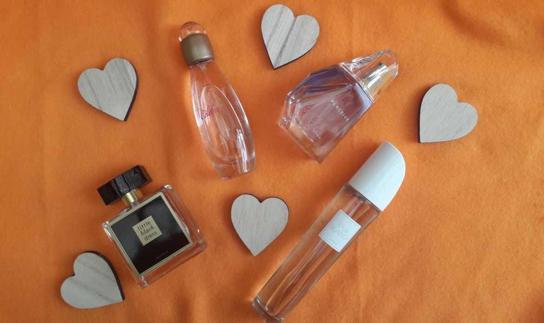 4 parfumuri de la Avon din colecția mea