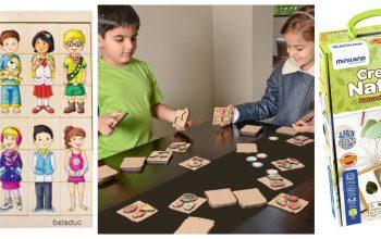 Jucării educative de pe BeKid și rolul lor în dezvoltarea copilului