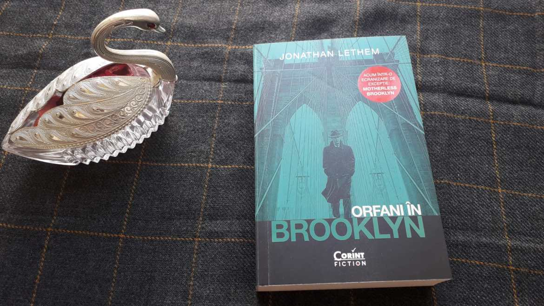 Orfani în Brooklyn – Jonathan Lethem