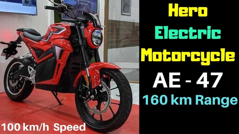 Hero Electric AE-47 e-Bike Review