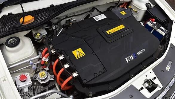 Mahindra e-Verito Engine